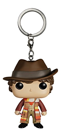 Funko Doctor Who - Dr #4 Action Figure Pocket Pop Keychain - 1