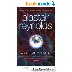 Century Rain: Totally Space Opera