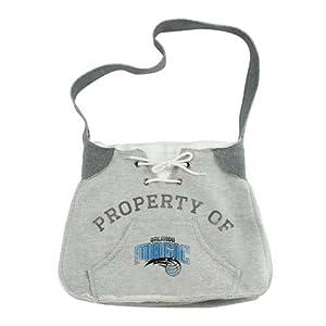 NBA Orlando Magic Hoodie Sling Bag, Gray by Littlearth