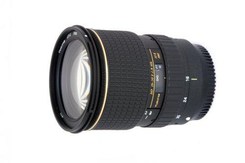 Tokina AF16-50mm F/2.8    AT-X 165 PRO DX    Canon