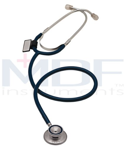Adult Dual Head Stethoscope by MDF Instruments Direct, Icicle - 1 Ea