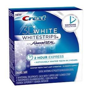 Crest 3D White Crest 3D White Whitestrips, 2