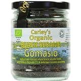 Carley's Organic Black Sesame Gomasio 150g