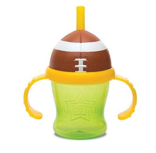 Munchkin Straw Sports Cup (Football) front-538517