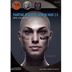 Painting Realistic Skin in Mari 2.0 with Justin Holt
