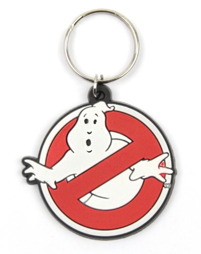 Unisex-Adulti - Official - Ghostbusters - Portachiavi