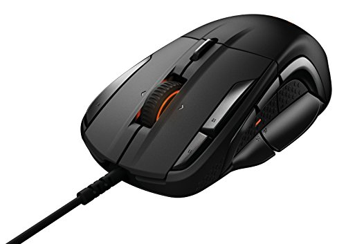 SteelSeries Rival 500 MMO / MOBA Gaming Mouse
