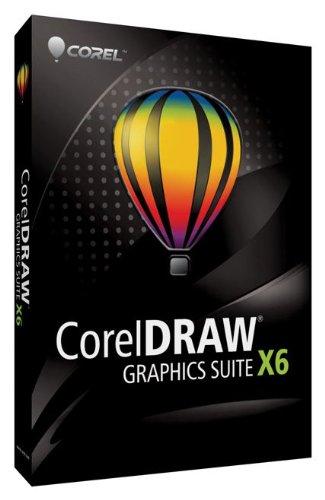 CorelDRAW Graphics Suite X6 Mini-Box Upgrade (bilingual software)