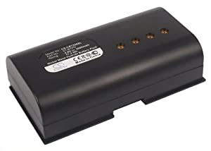 Replacement battery for Crestron SmarTouch 1550, SmarTouch 1700, ST-1700, ST-1550, ST-1550C
