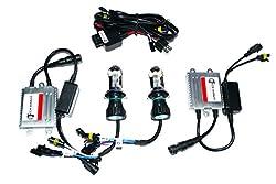 Tech Hardy Racing Project Racing Project High Brightness 35W Hid Kit 6000 Kelvin With True Ac Turbo Ballast For Maruti Suzuki Swift