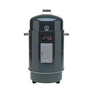 Brinkmann Gourmet Charcoal BBQ Smoker and Barbecue Grill.