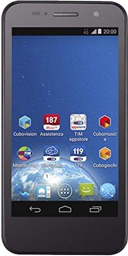 ZTE Blade Apex 2 Smartphone, 8 GB, Marchio TIM, Nero [Italia]