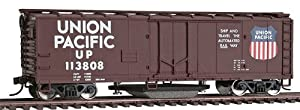 Walthers Trainline 40' Plug-Door Track Cleaning Boxcar - Union Pacific #11808