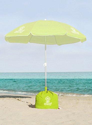 Porta ombrellone da spiaggia solboy edizione speciale verde - Porta ombrellone ...