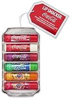 Lip Smacker Coca Cola Tin Box - 6 Piece