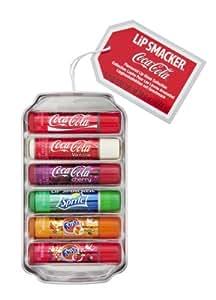 Lip Smacker Coca Cola Lip Gloss Pack of 6