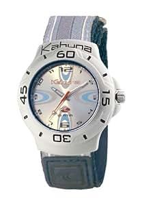 Kahuna - 252-3009L - Montre sport Femme - Quartz analogique - Bracelet en velcro