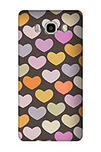 ZAPCASE PRINTED BACK COVER FOR SAMSUNG GALAXY J7 2016 EDITION