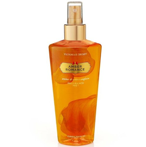 Victoria's Secret Amber Romance Body Mist (New Look) 8.4 oz