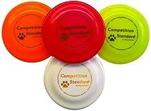 Frisbee para perros Hyperflite K10 Competition Standard - X-FLASH anti-brillo