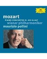 Mozart : Concertos pour piano n° 17 , K453 - n° 21 , K467