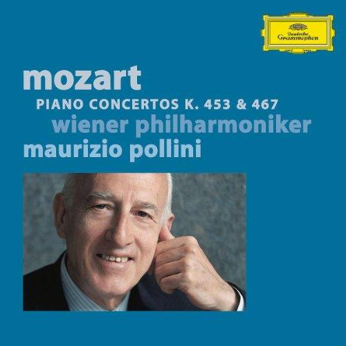 Concerto Pour Piano Et Orchestre No. 17 K.467 Et No. 21 K.573