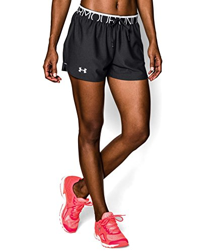 Under Armour Women's UA Play Up Shorts X-Small Black