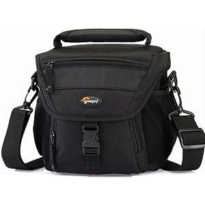 Lowepro Nova 140 AW Camera Bag (Black)