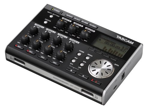 Tascam DP 004 portable recorder