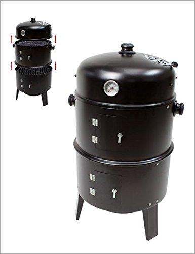 DEMA Grill-smoker-Granuli di herhofen-Waters Windkat GmbH per grigliare e affumicare pesce, carne ecc.