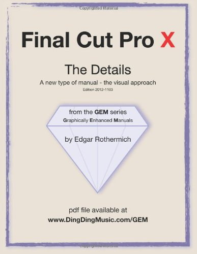 Final Cut Pro X - The Details 1466399295 pdf
