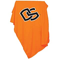 Brand New Oregon State Beavers NCAA Sweatshirt Blanket Throw by Things for You