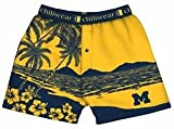 Michigan Wolverines Mens Boxers