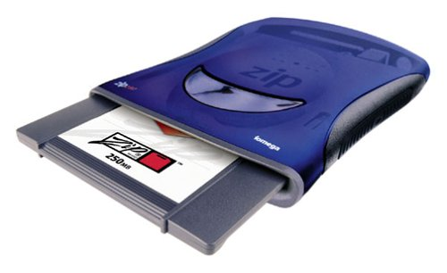 Iomega Zip 250 MB USB External Drive (PC/Mac)