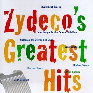 Various Artists - Zydeco's Greatest Hits