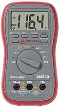 Amprobe AM-240 Autoranging Multimeter with Temperature