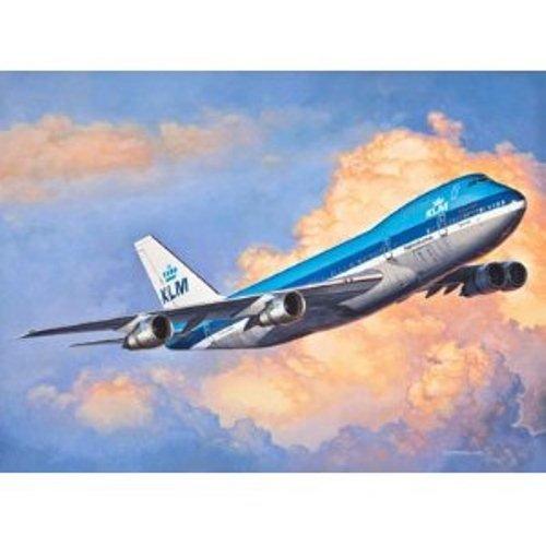 Revell-Modellbausatz-03999-Boeing-747-100-Jumbo-Jet-im-Mastab-1450