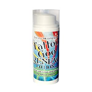 Tattoo goo renew tattoo aftercare first for Tattoo goo review