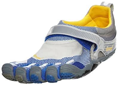 Vibram Fivefingers Bikila Sports Shoes - Blue/Black/Grey 8.5 D(M) US/EU 42