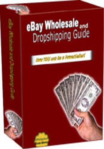 Ultimate Dropship & Wholesale Ebook - Start Your Own Dropshipping Wholesale Business Today!