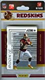 2012 Score NFL Football Washington Redskins Factory Sealed 12 Card Team Set including ROOKIE CARDS of ROBERT GRIFFIN III and KIRK COUSINS and ALFRED MORRIS!! Plus Roy Helu Jr, Deangelo Hall, Santana Moss, London Fletcher, Fred Davis, Rex Grossman, Ryan Kerrigan, Tom Hightower and Pierre Garcon!! All Cards are MINT Condition!