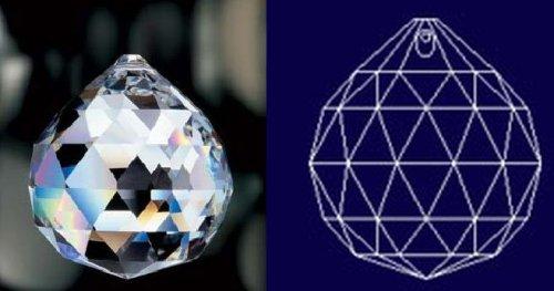 20mm Crystal Ball Prisms #701-20