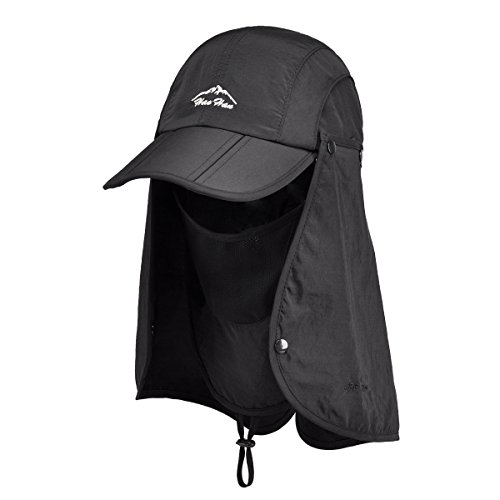 Why Choose Belsen UPF 50+ Summer Hat Neck Protection Flap Cap