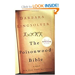 Amazon.com: The Poisonwood Bible (Oprah's Book Club ...