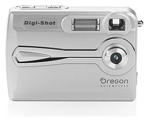 Amazon.com : Oregon Scientific DS6200 2MP ThinCam Digital ...