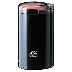 Kalita 電動コーヒーミル CM-50 (ブラック)