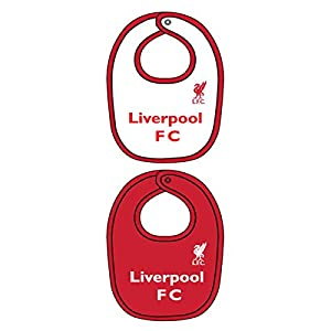 Liverpool F.C. 2 Pack Bibs RW Official Merchandise by Liverpool FC