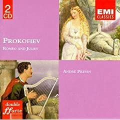 Prokofiev   Romeo And Juliet (Previn London S  O ), Lossless Flac classic cover + booklet preview 0