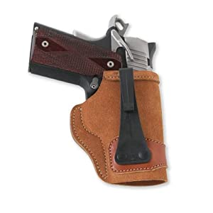 Galco Tuck-N-Go Inside the Pant Holster (Natural), 9mm Kimber Solo, Right Hand