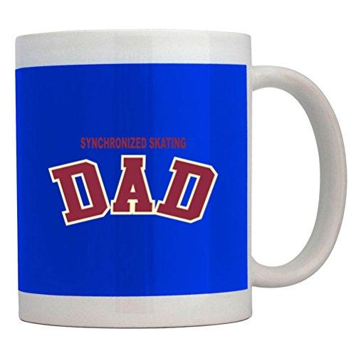 Teeburon Synchronized Skating DAD Coffee Mug